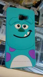 Чехол накладка с рисунком и стекло Samsung     A510 A5-2016    Подбор