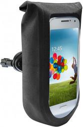 Чехол для смартфона на руль велосипеда Crivit 13.8х6.7 см Черный (L14-