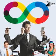 SIM карты Лайф для 4G и 3G даром